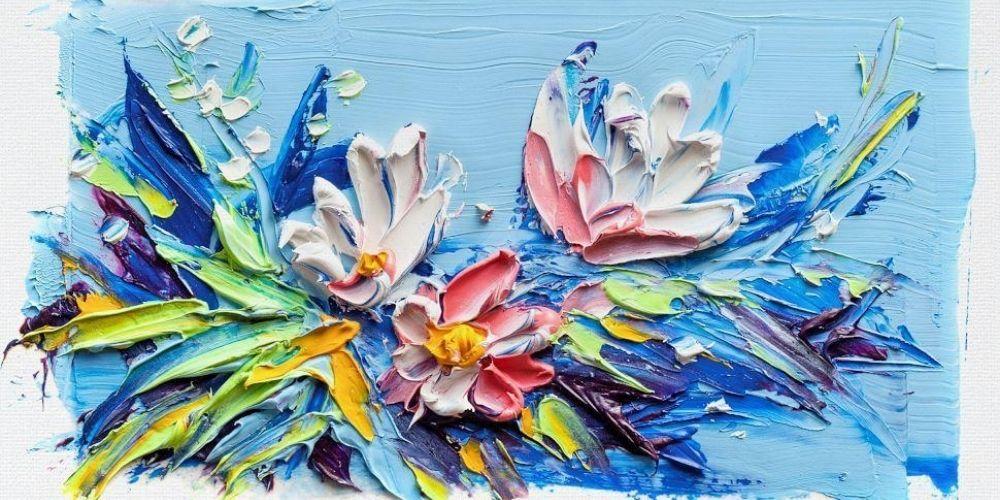 Как да изберем правилното платно за маслена или акрилна живопис