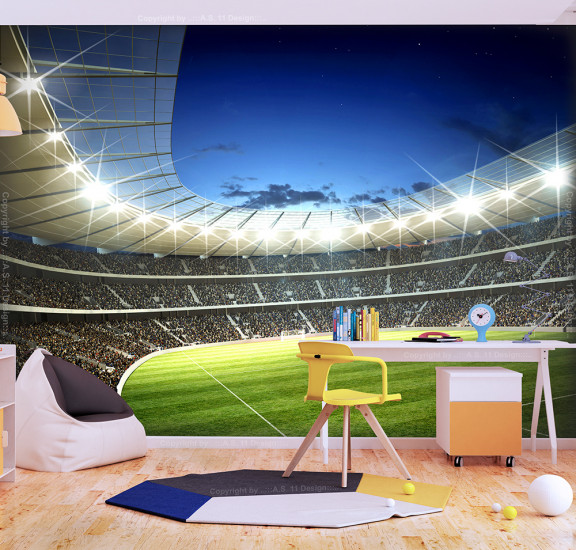 Фототапет - National stadium, Фототапети, Хоби