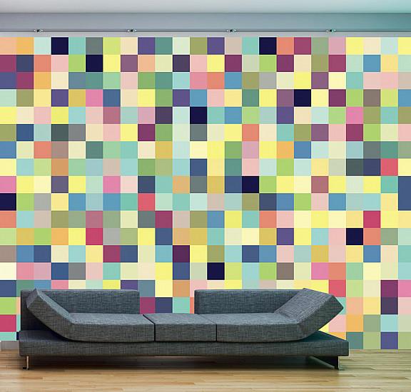 Фототапет - Millions of colors, Фототапети, Фототапети