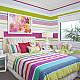 Фототапет - Bright stripes, Фототапети, Фонове и десени