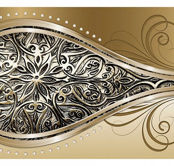 Фототапет - Golden eye, Фототапети, Фонове и десени