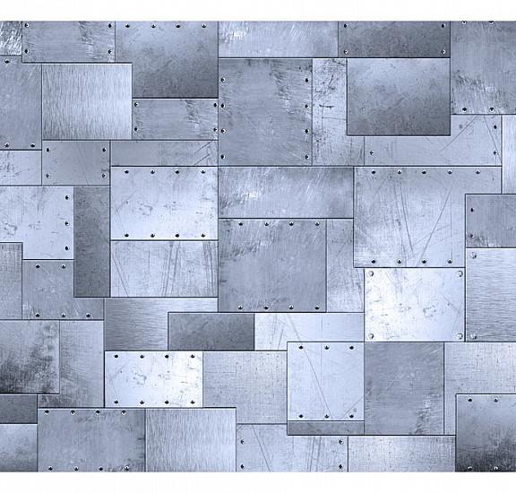 Фототапет - Industrial mosaic, Фототапети, Абстракции