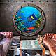 Фототапет - Submarine Window, Фототапети, Пейзажи