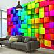 Фототапет - Colourful Cubes, Фототапети, Фототапети