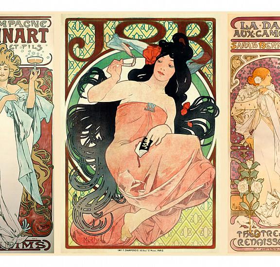 Фототапет - Alphonse Mucha. Womens, Фототапети, Фототапети