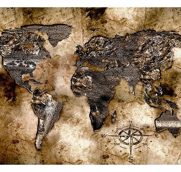 Фототапет - Old world map, Фототапети, Фототапети