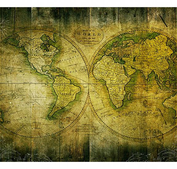 Фототапет -  Journey through the Old World, Фототапети, Фототапети