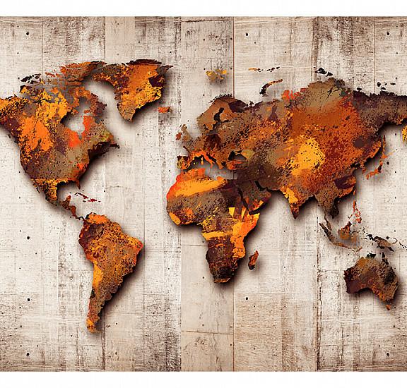 Фототапет - World of Bronze, Фототапети, Фототапети