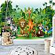 Фототапет - Jungle Animals, Фототапети, Фототапети