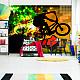 Фототапет - Bicycle Tricks, Фототапети, Фототапети