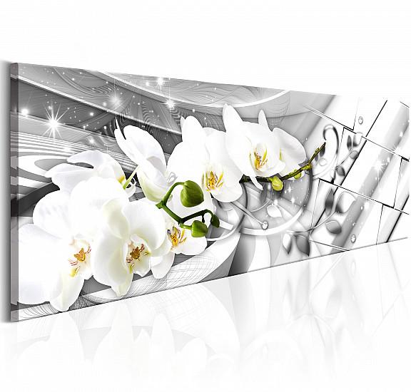Картина - Twisted Orchids, Картини, Абстракции