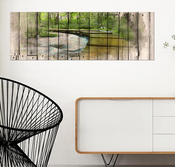 Картина -  The River of Memories, Картини, Пейзажи